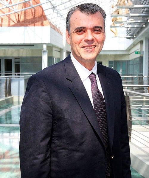 Oscar Doval | Director corporativo de Capital Humano de Banesco Banco Universal
