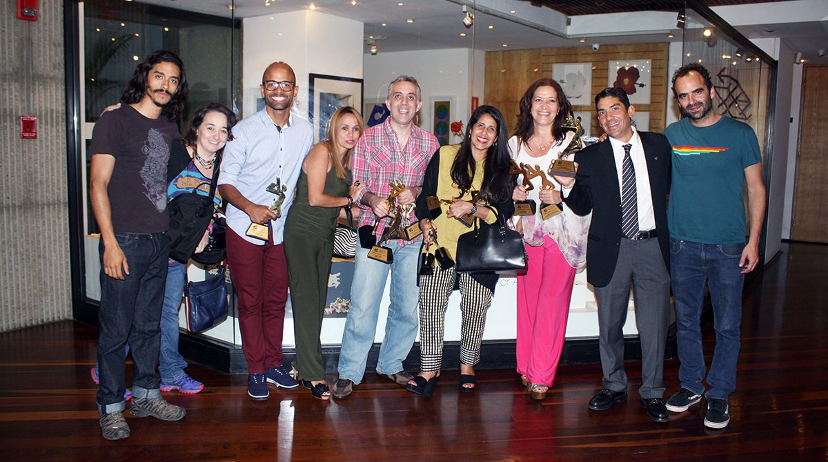 Premios ANDA 2016