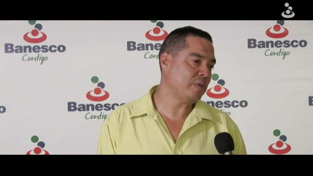 Antonio Echezuería incrementó el saldo de su Cuenta Corriente Banesco y ganó