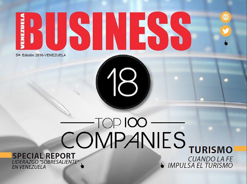 Banesco es el primer banco en el ranking Top 100 Companies 2016