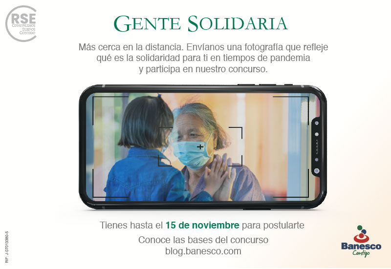 Concurso Gente Solidaria