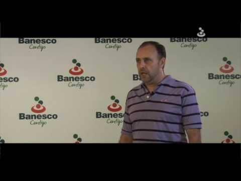 Carlos de Andrade ganó reintegros con su tarjeta de crédito Banesco