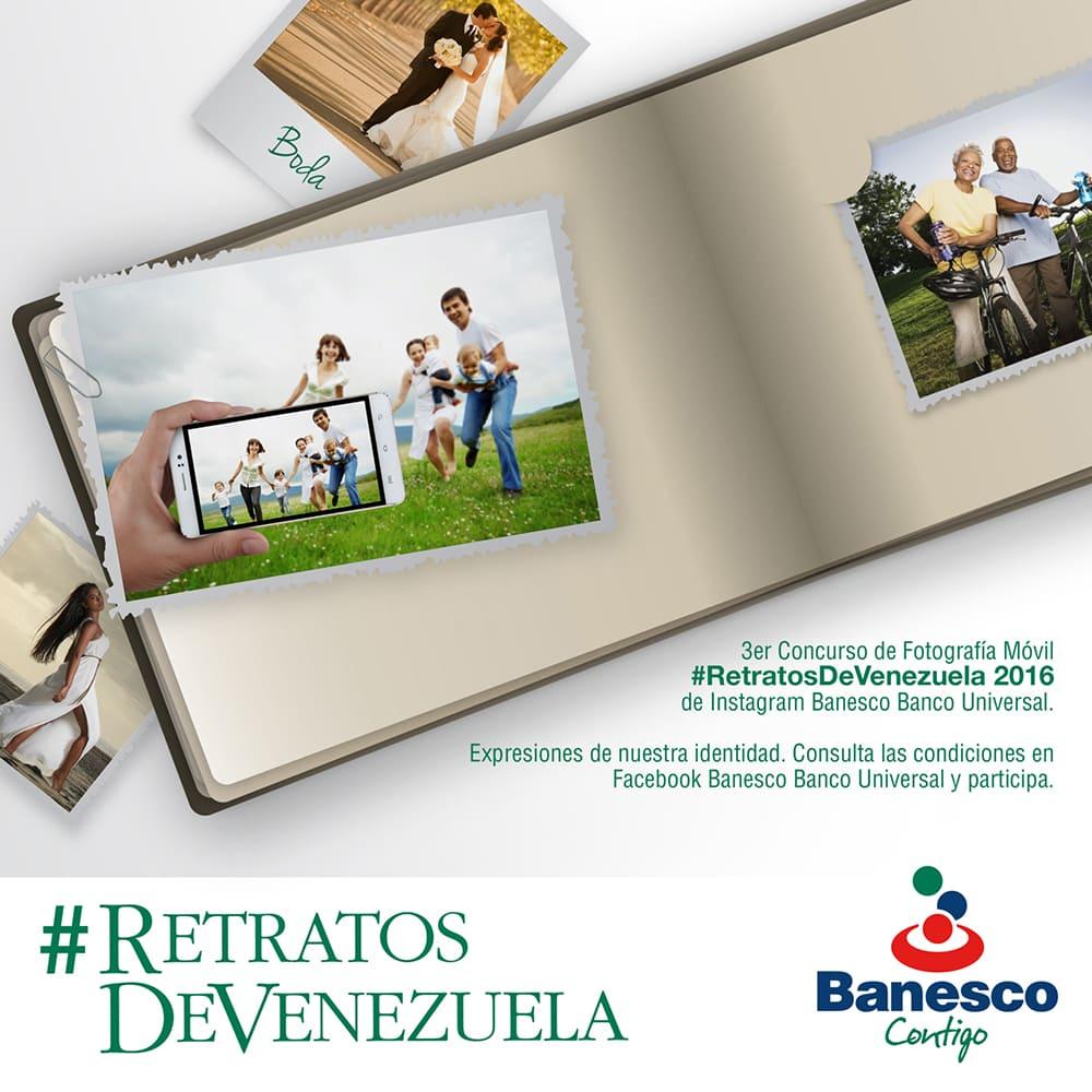 Se premiaran los #RetratosDeVenezuela