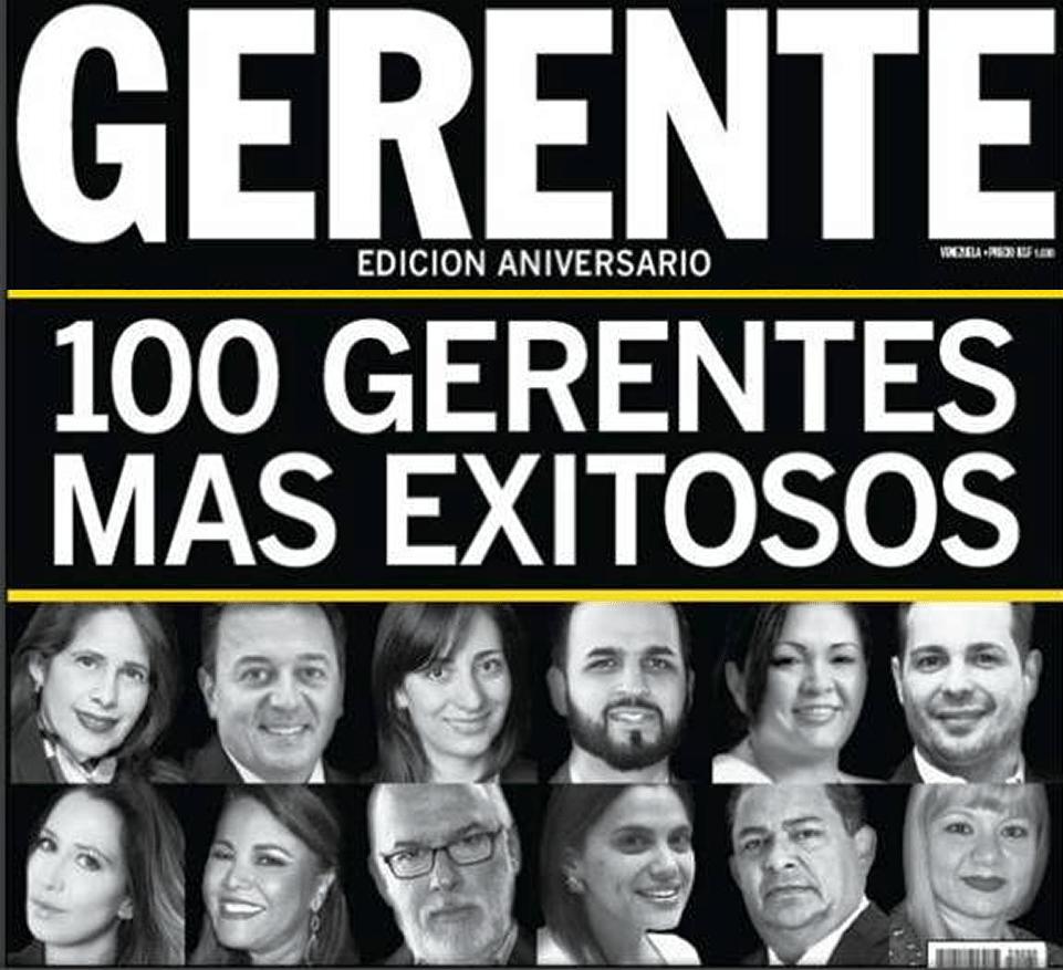 Dos ejecutivos de Banesco Internacional incluidos entre los 100 Gerentes más Exitosos