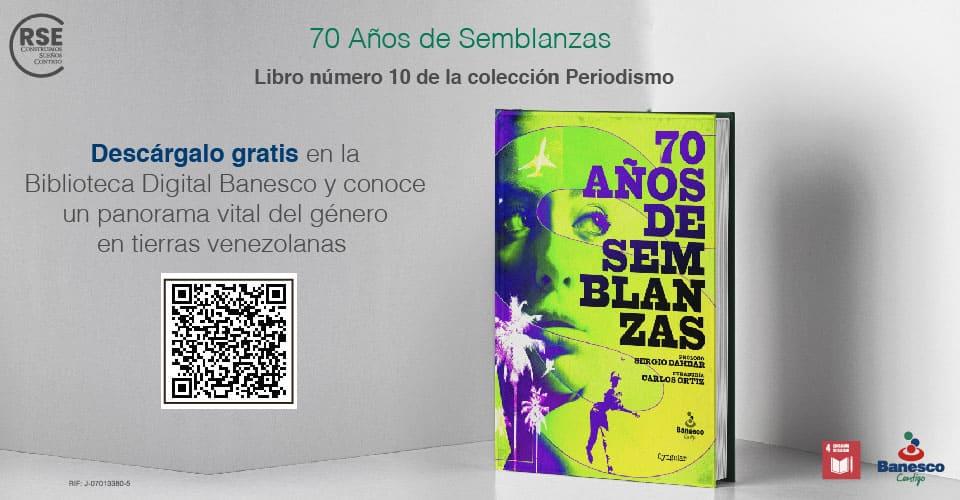 Descárgalo en la Bliblioteca Digital Banesco y conoce un panorama vital del género en tierras venezolanas