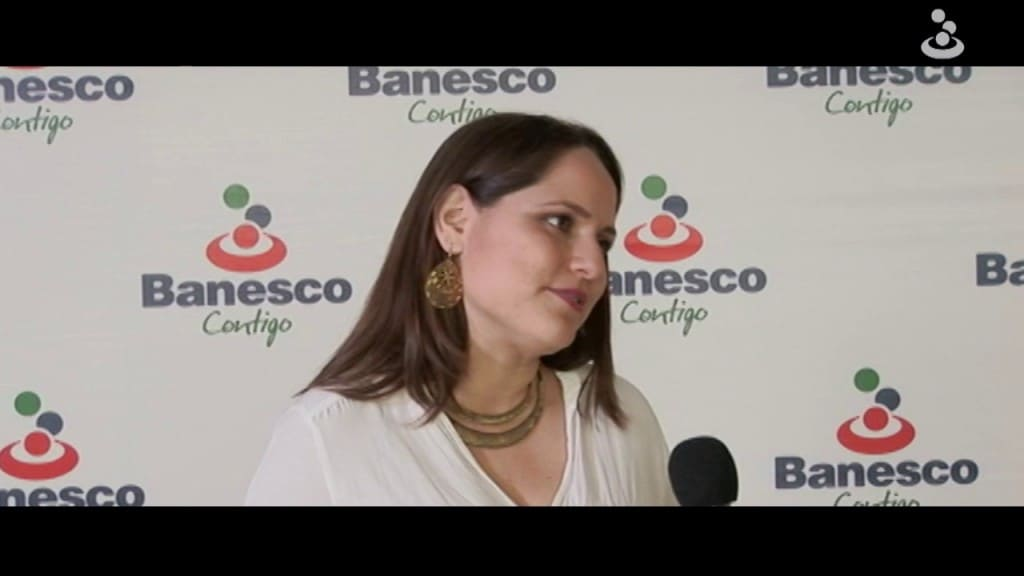 La Cuenta Corriente Banesco de Carolina Martinez salió premiada