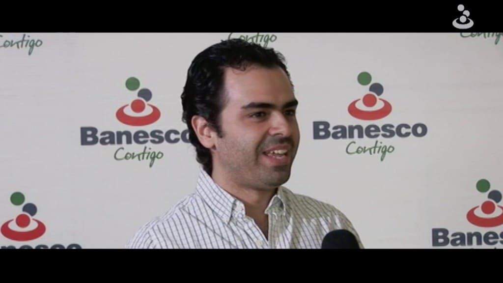 Luis Núnez es otro de los ganadores Banesco