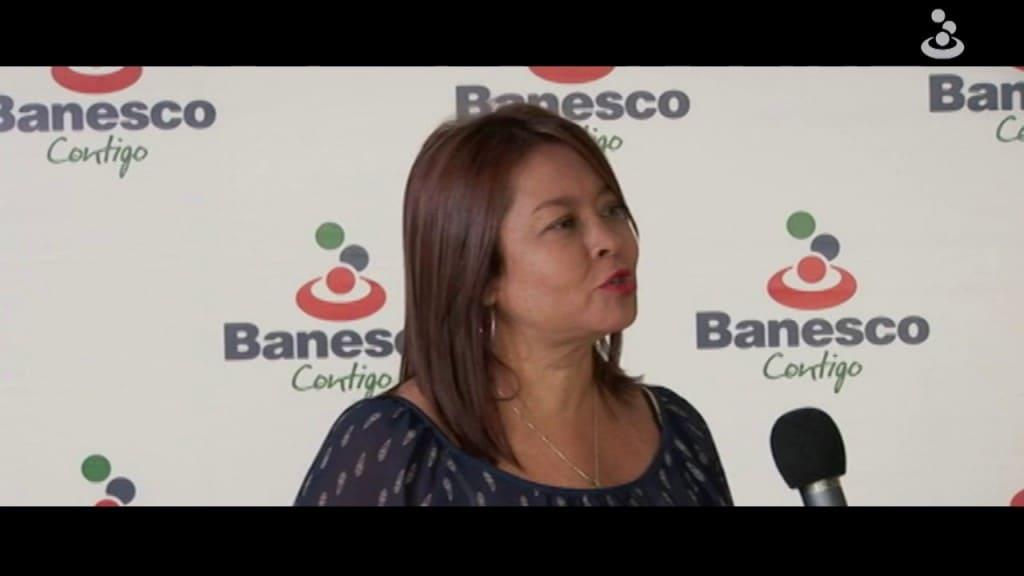 Mercedes Áñez pagó puntualmente las cuotas de su tarjeta de crédito Banesco y ganó