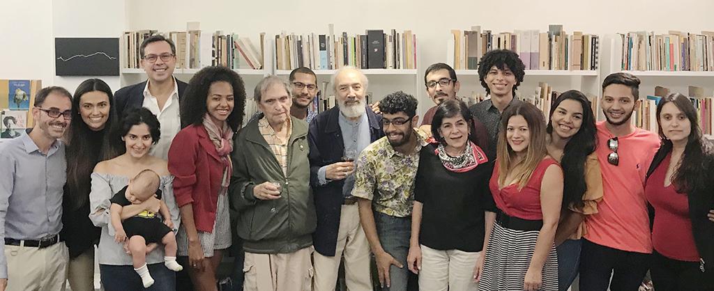 El Concurso Nacional de Poesía Joven Rafael Cadenas premió a sus ganadores