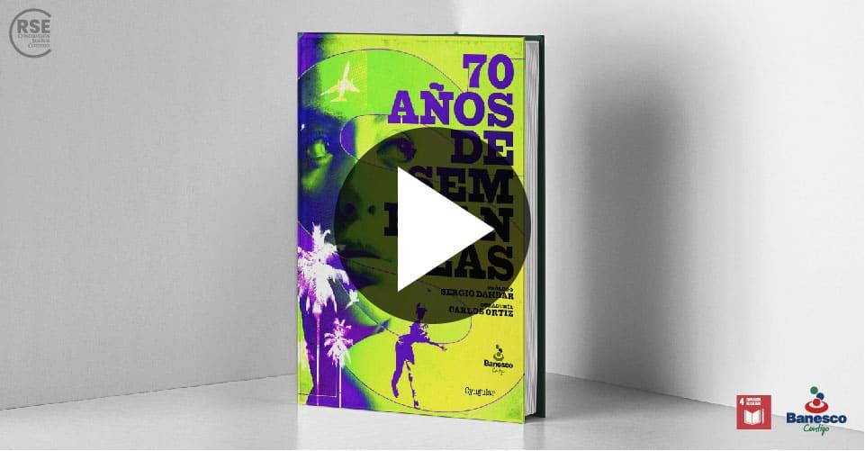 Banesco presentó el 10° libro de su colección Periodismo