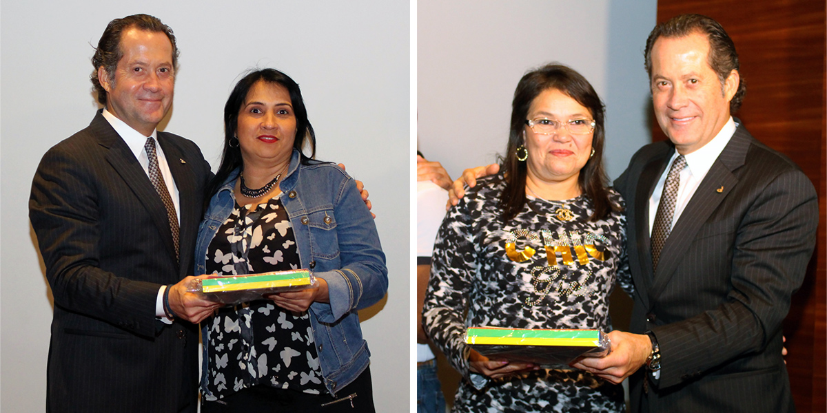 Premio Empresario Banca Comunitaria reconoció la labor de 9 emprendedores