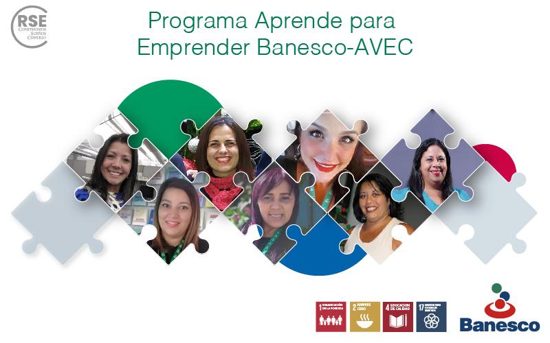 Voluntariado Banesco   programa de información de Microempresarios