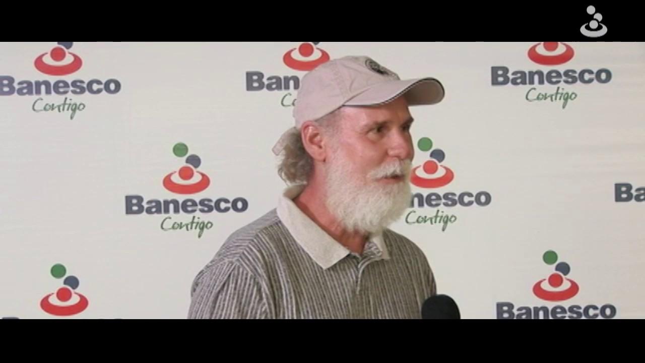 Óscar Rivas es otro de los ganadores Banesco